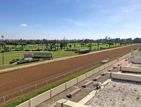 Racetrack of CASABLANCA