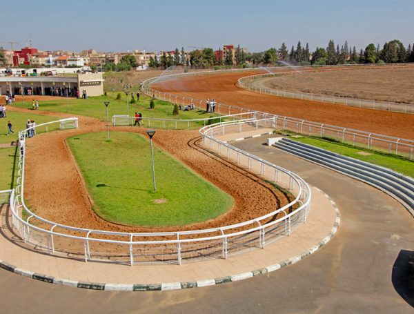 Racetrack of KHEMISSET