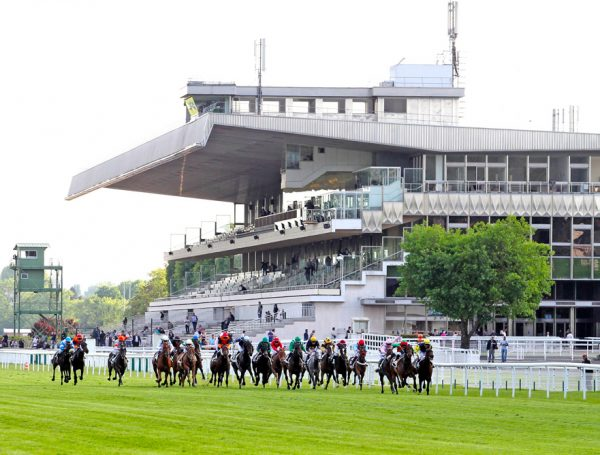Racetrack of MAISON-LAFFITTE