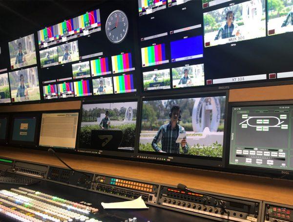 SOREC Broadcast infrastructures